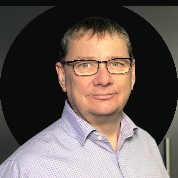 Jason Smith, Regional VP of Sales, EMEA