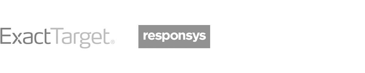 Ecommerce Email Marketing - ExactTarget, Responsys