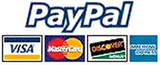 Pay pal and some financial services corporations logos