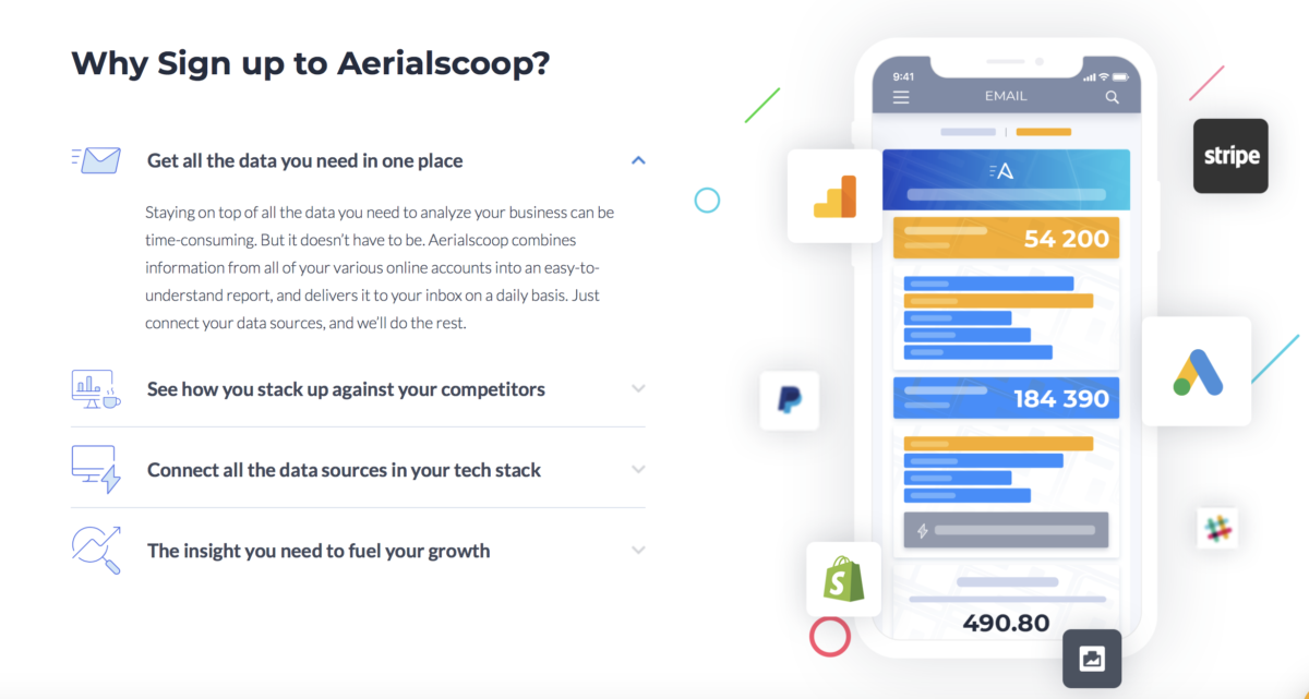 Aerialscoop_Get Elastic
