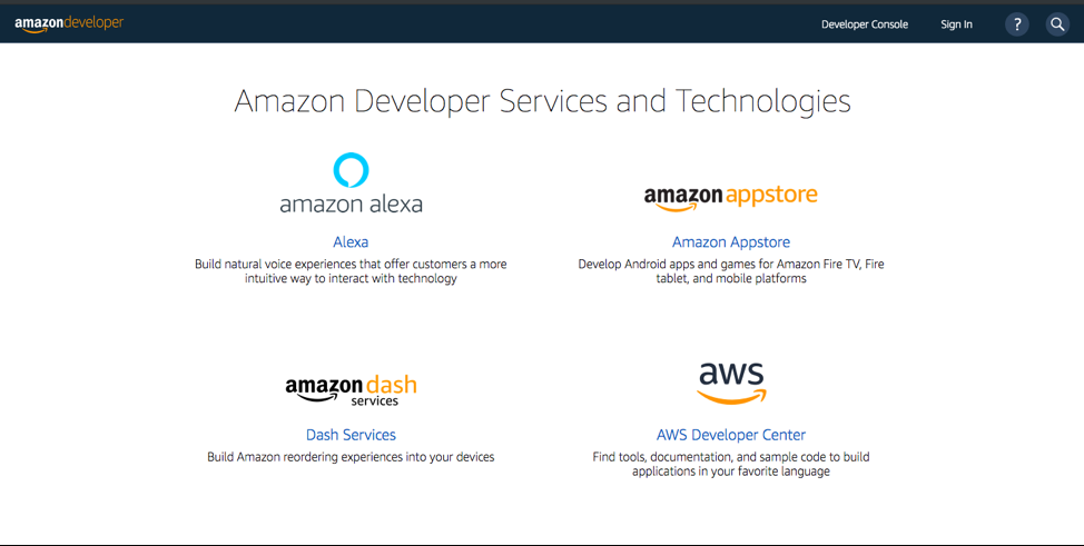 Amazon Developer_Get Elastic