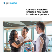 Carnival Corporation_Charting a new course to customer experience_Get Elastic