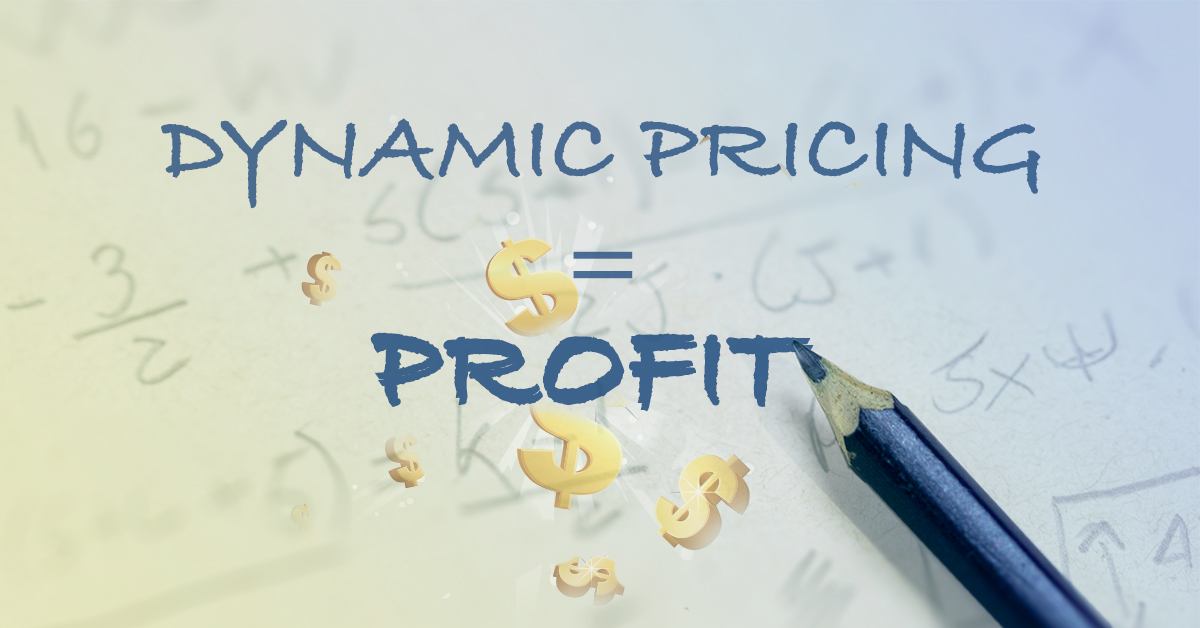 Dynamic Pricing and the New Formula for Profit