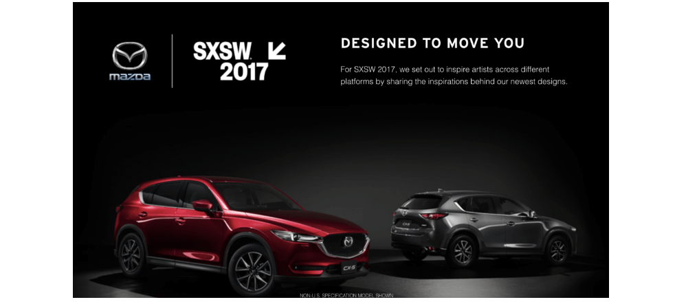 Mazda_machine learning_social campaign