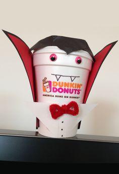 Dunkin Donuts_Halloween giveaways_Get Elastic