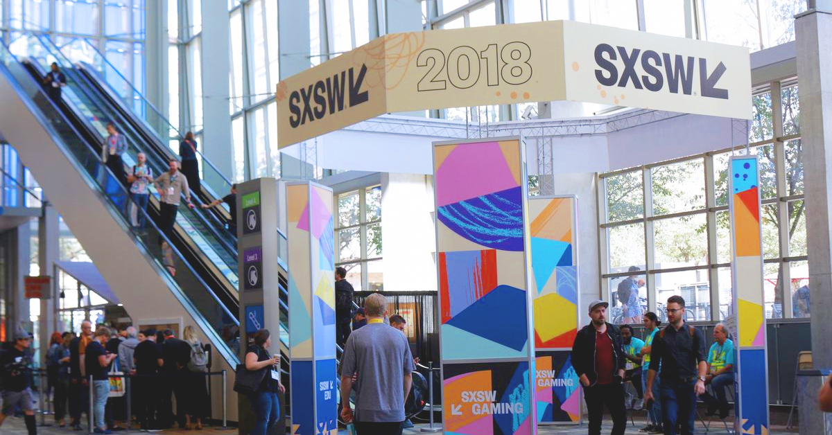 Sxsw 2018 sets the blueprint for customer engagement in the city of sxsw 2018 sets the blueprint for customer engagement in the city of the future malvernweather Choice Image