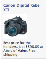 Abe's Ad