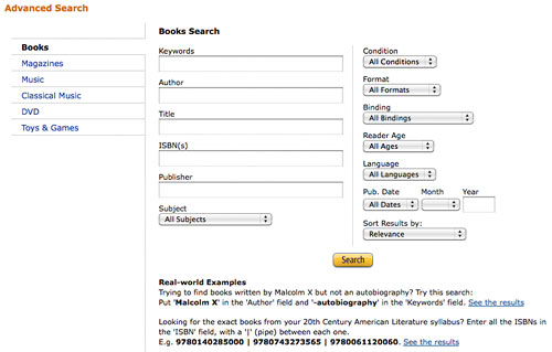 11 Tips for Advanced Search Usability