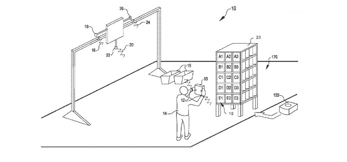 haptic feedback system patent amazon