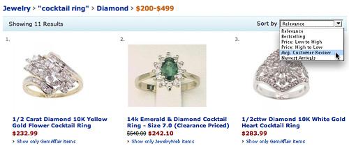 Amazon Rings