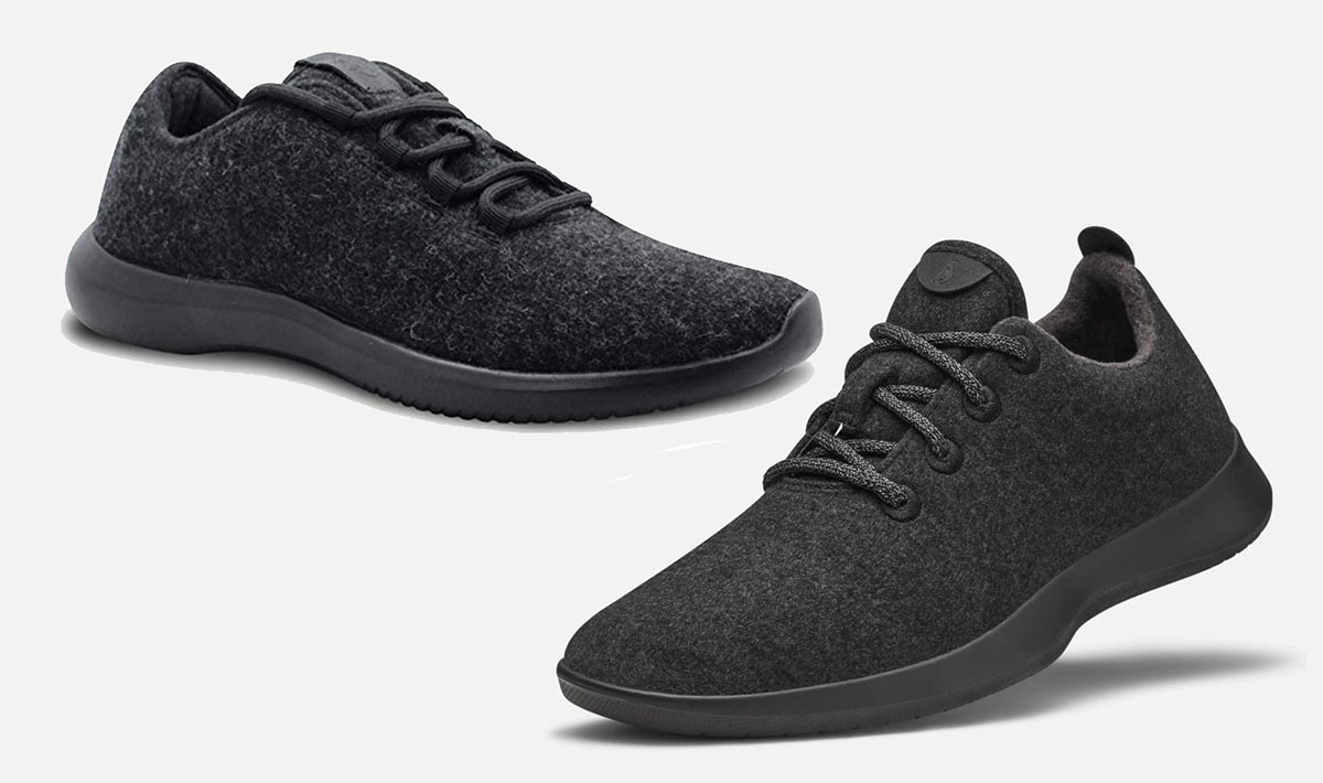amazon knocks off allbirds wool shoe