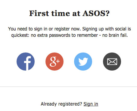 Is Social Login Better than Guest Checkout?