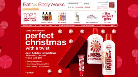 Bath & Bodyworks November 28