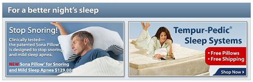 Brookstone Sleep