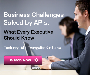 Business Challenges Solved By APIs