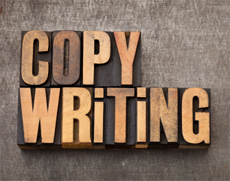 Copy Writing banner