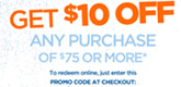 Sample Email Coupon Offer