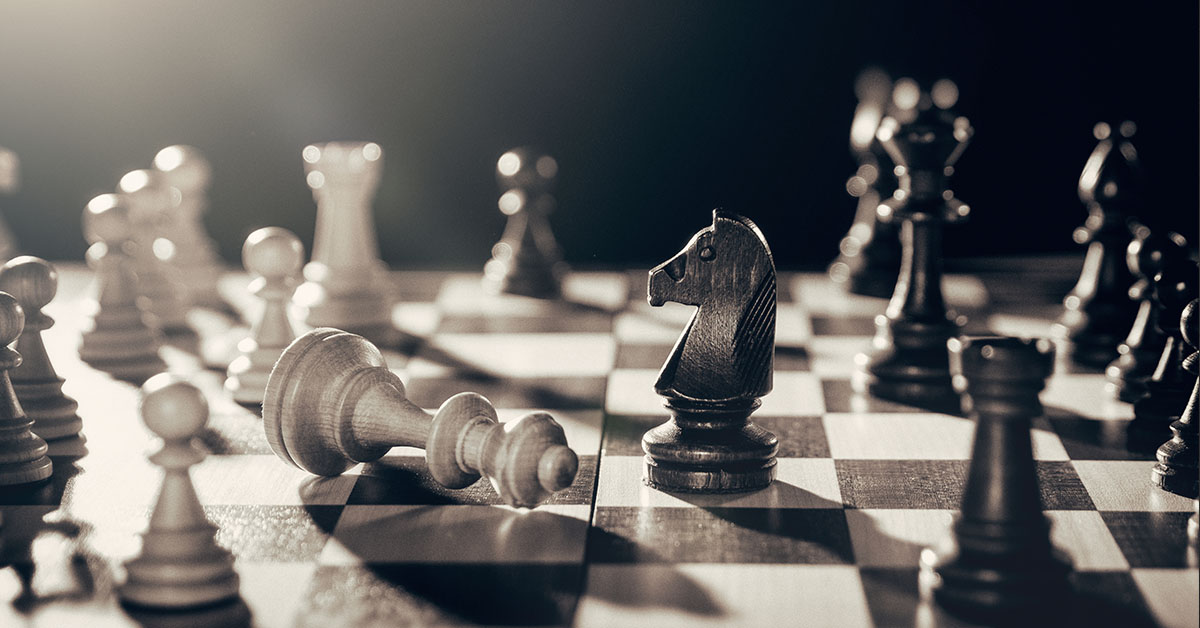 digital transformation fail planning chess