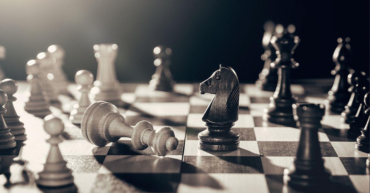 digital transformation fail planning chess