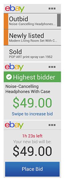 Ebay Smartwatch App Understands Contextual Commerce