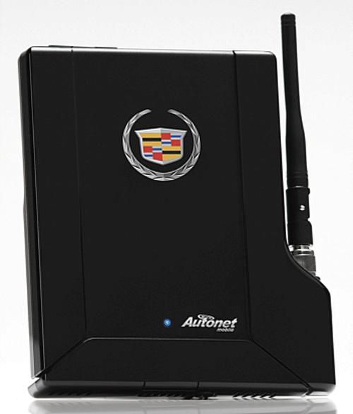 Cadillac's Autonet Internet