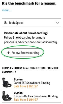 follow-snowboarding