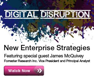 Digital Disruption New Enterprise Strategies