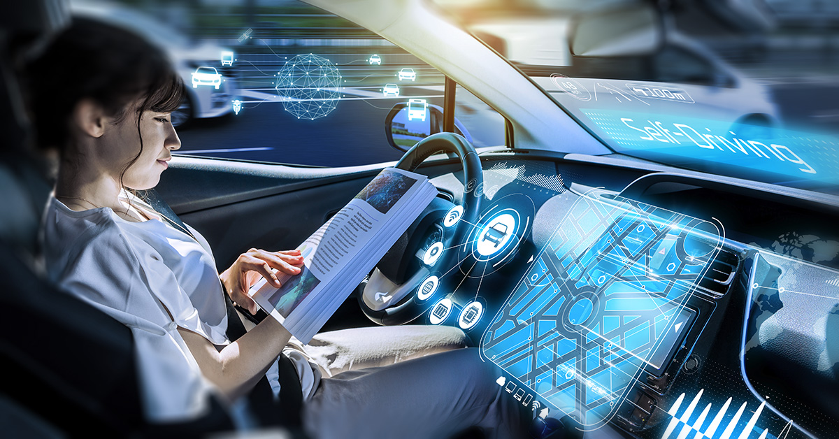 Shop with Your Steering Wheel: 3 Opportunities in Connected Car Commerce
