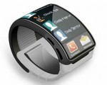Samsung Galaxy Gear's wrist watch