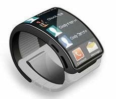 Samsung Galaxy Gear's wrist watch
