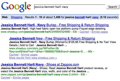 Harli Navy Search Results