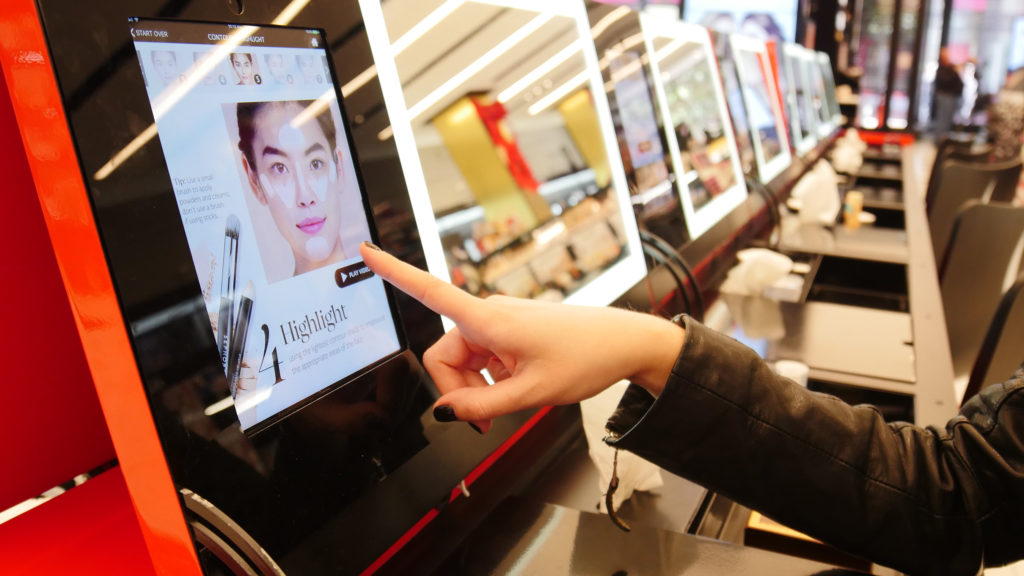 Sephora_Use of tech_Get Elastic