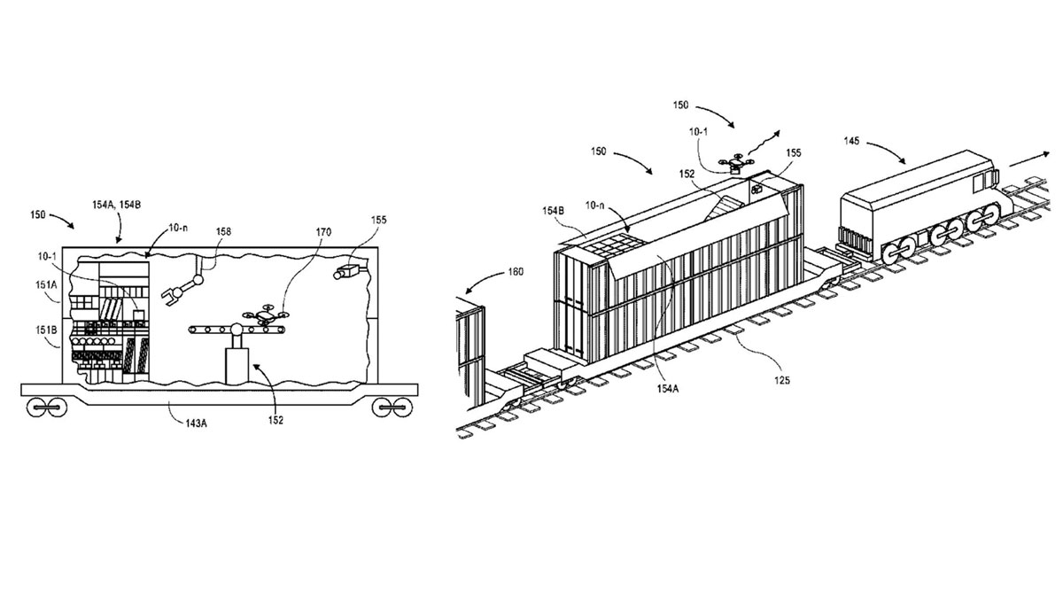 intermodal vehicles patent amazon