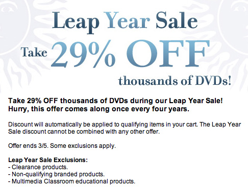 Leap Year - AE History Channel