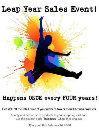 Leap Year - Chronos