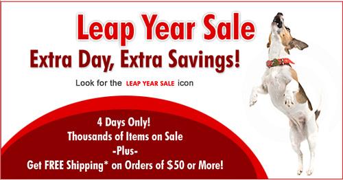 Leap Year - Petco