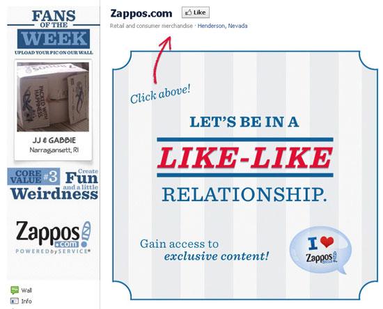 like-like-zappos