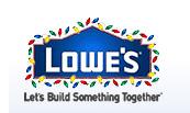 Lowe's Xmas Logo