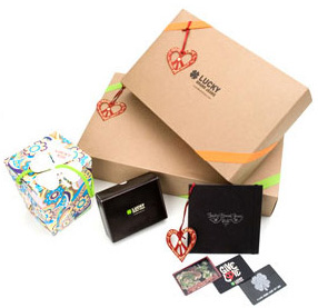 Lucky Brand Jeans Boxes