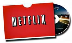 Netflix and a CD