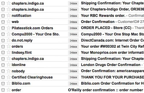 Reducing Post-Purchase Anxiety: Order Confirmation Emails & Thank ...