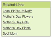 Proflowers Related Links