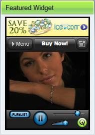 Qoof Widget - Ice.com