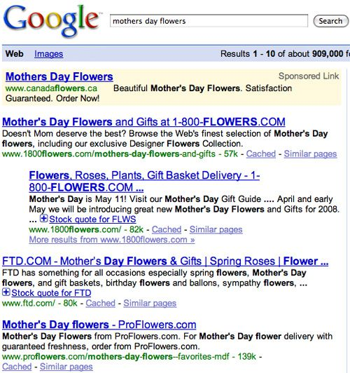 "Search Results for ""Mother's Day Flowers"""