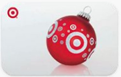 Target Bauble Gift Card