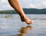 toe-dip