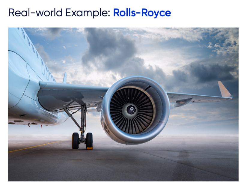 rolls_royce_ecommerce_business_use_case_model_airplane_engine_wing