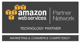 Amazon Web Services Logo - dark version