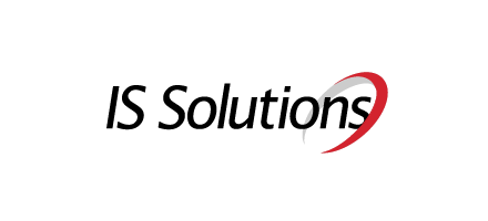 IS Solutions logo