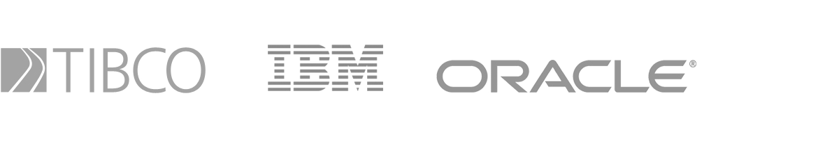 Middleware and Enterprise Service Bus - Tibco, IBM, Oracle